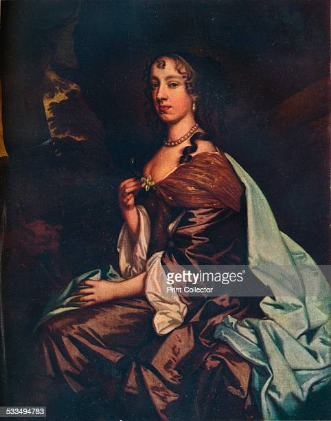 The Duchess of Portsmouth, 17th century. Louise Renee de Penancoet de Kerouaille, Duchess of Portsmouth , mistress of Charles II of England . From...