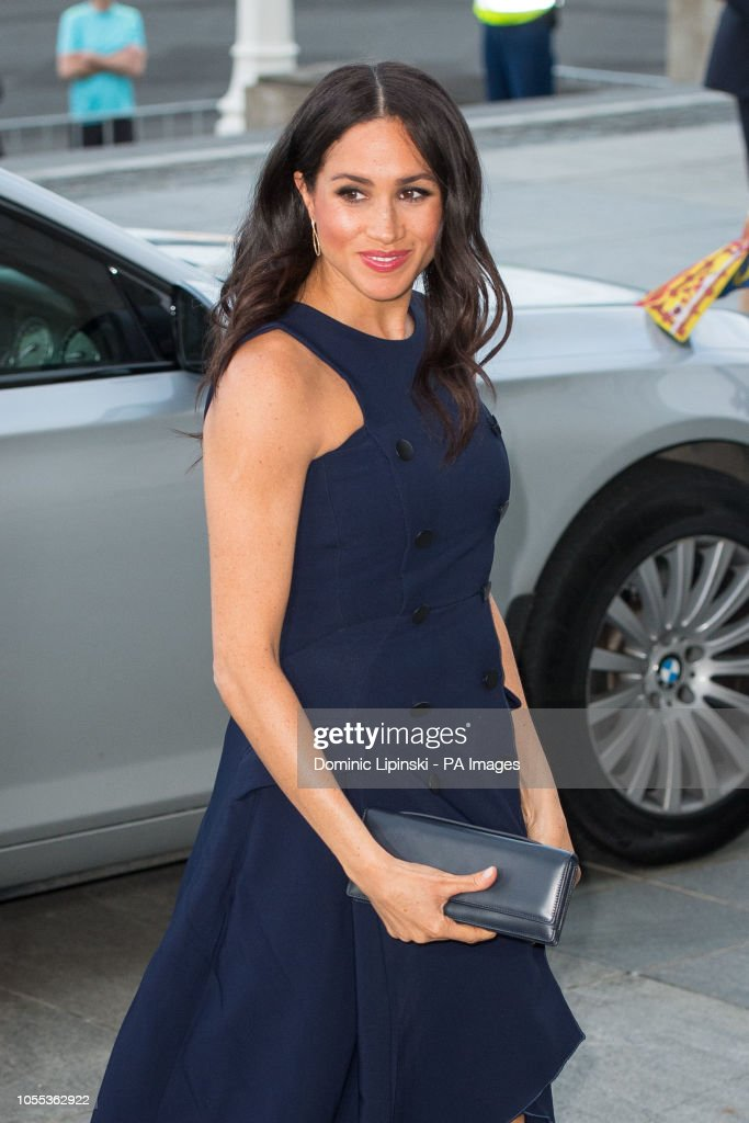 Royal tour of New Zealand - Day Three : News Photo