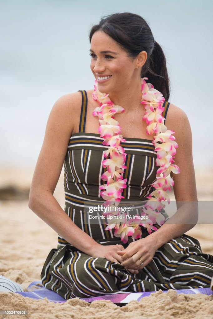 Royal tour of Australia - Day Four : News Photo