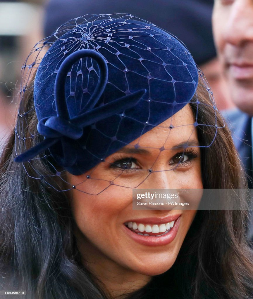 Royals at the Field of Remembrance : News Photo