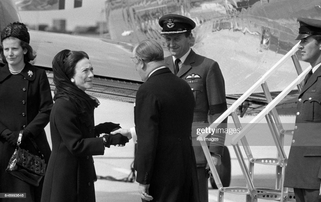 Royalty - Duke of Windsor Death - London : Nieuwsfoto's