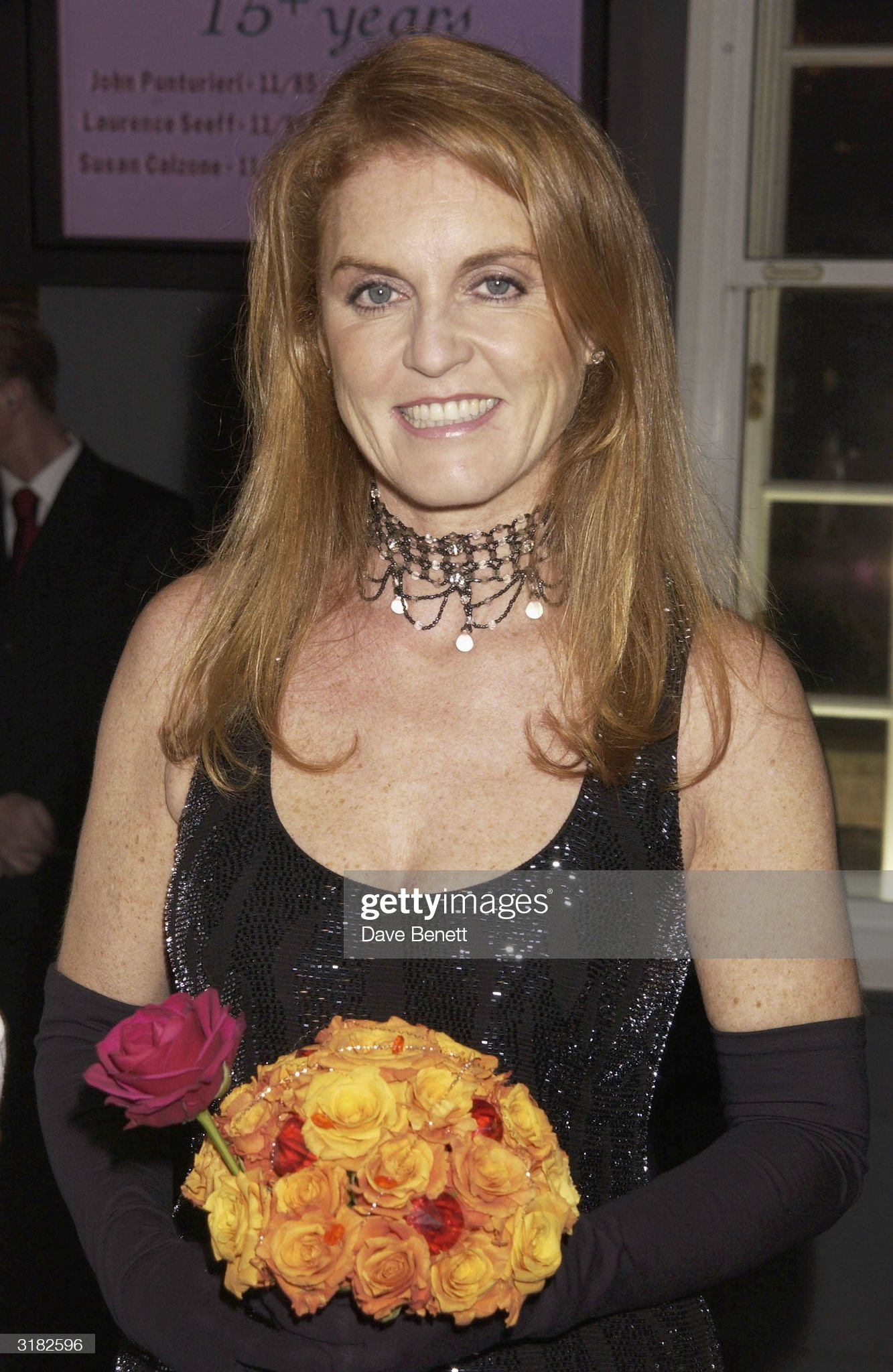 The Duchess of York attends a 'Tommy's Charity' party : News Photo