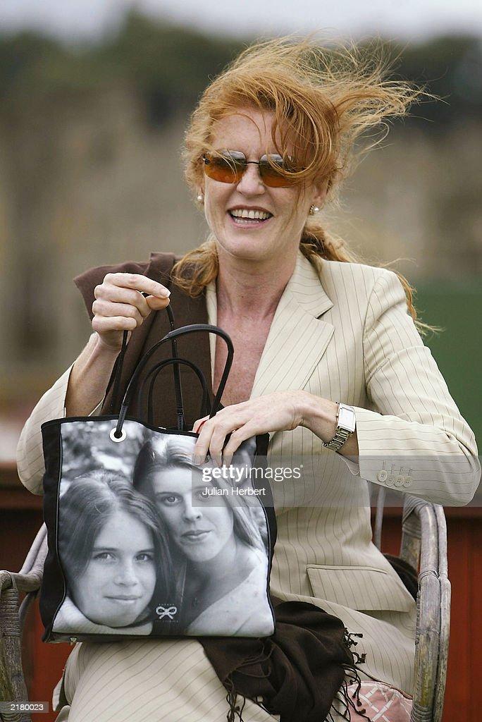 The Duchess of York Sarah Ferguson : News Photo