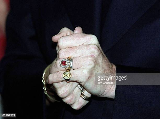 The Duchess Of York Still Wearing Her Wedding And Engagement Rings Several Years After Her Divorce And As She Approaches Her 40th Birthday She Also...