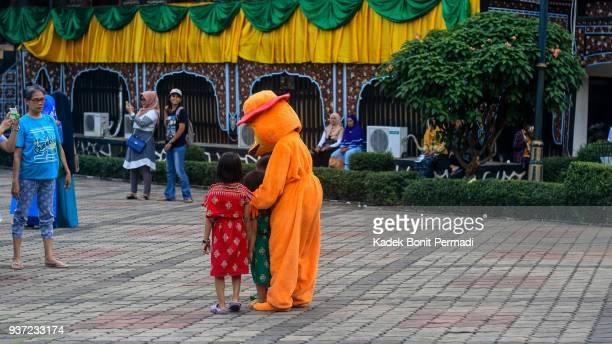 Die Ente-Clowns