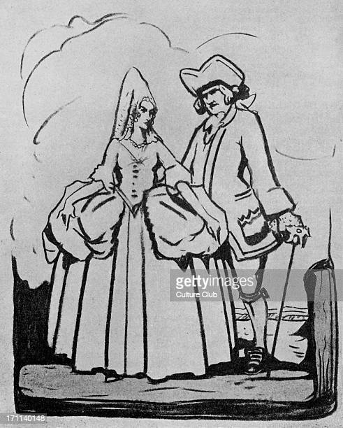 The Duenna The Duenna by Richard Brinsley Sheridan drawing by George Sheringham RBS Irish playwright and Whig statesman 30 October 1751 – 7 July 1816...
