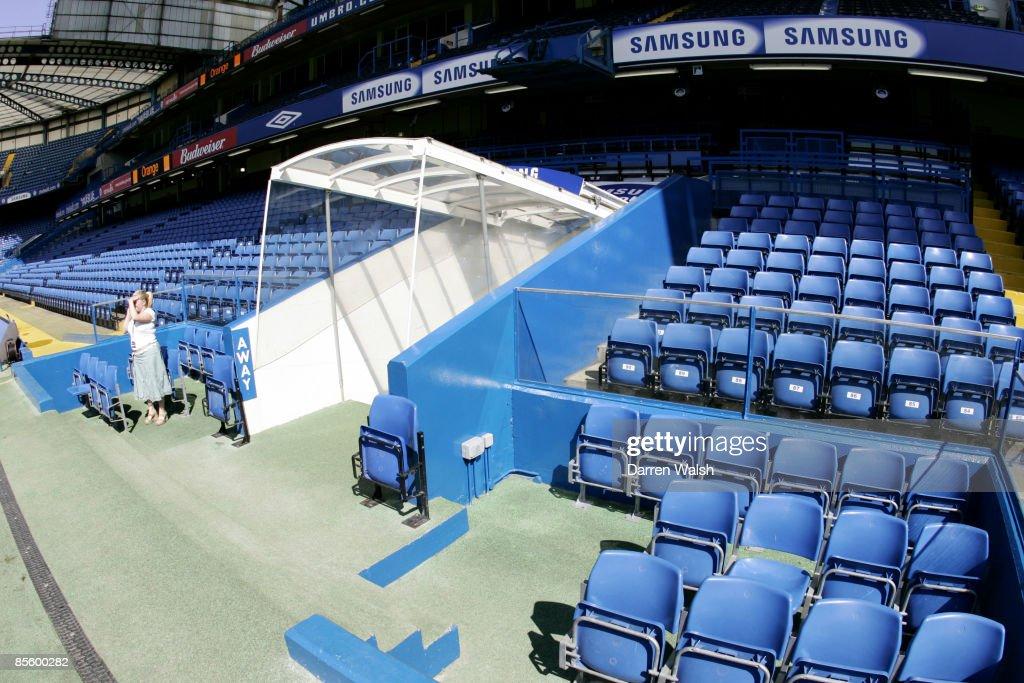Soccer - Chelsea FC - Views of Stamford Bridge : News Photo