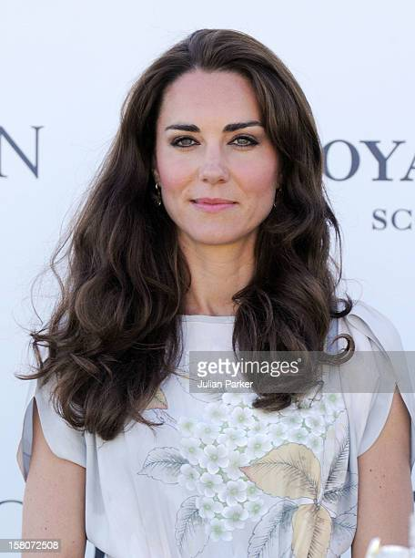 The Duke And Duchess Attend A Charity Polo Match At The Santa Barbara Polo Club California In Aid Of American Friends Of The Foundation Of Prince...