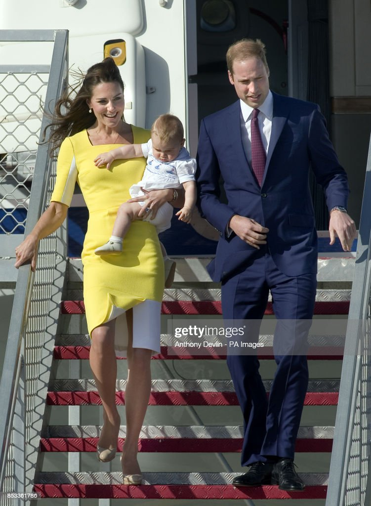 Royal visit to Australia and NZ - Day 10 : News Photo