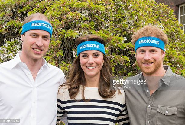 The Duke and Duchess of Cambridge and Prince Harry are spearheading a new campaign called Heads Together in partnership with inspiring charities,...