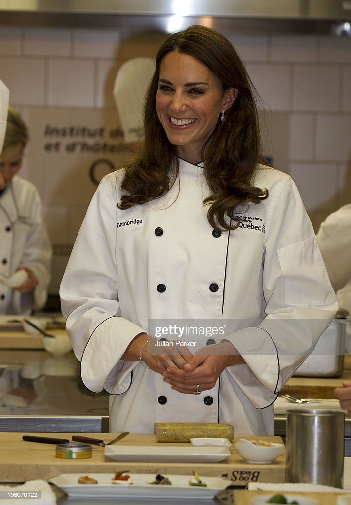 Duke And Duchess Of Cambridge In Canada - Day Three : News Photo