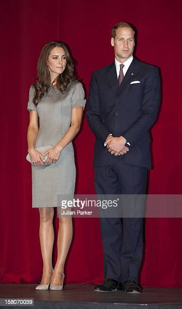 The Duke And Duchess Of Cambridge On Their Official Tour Of Canada.Visit The Canadian War Musuem In Ottawa, And Attend A Reception For Veterans, And...