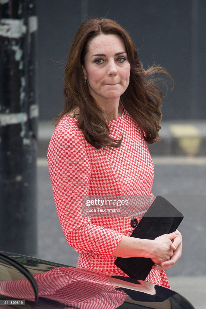 The Duke And Duchess Of Cambridge Visit XLP : News Photo