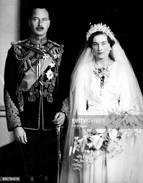 The Duke and Duchess of Gloucester on their wedding day Princess Alice formerly the Duchess of Gloucester will celebrate her 100th birthday on...