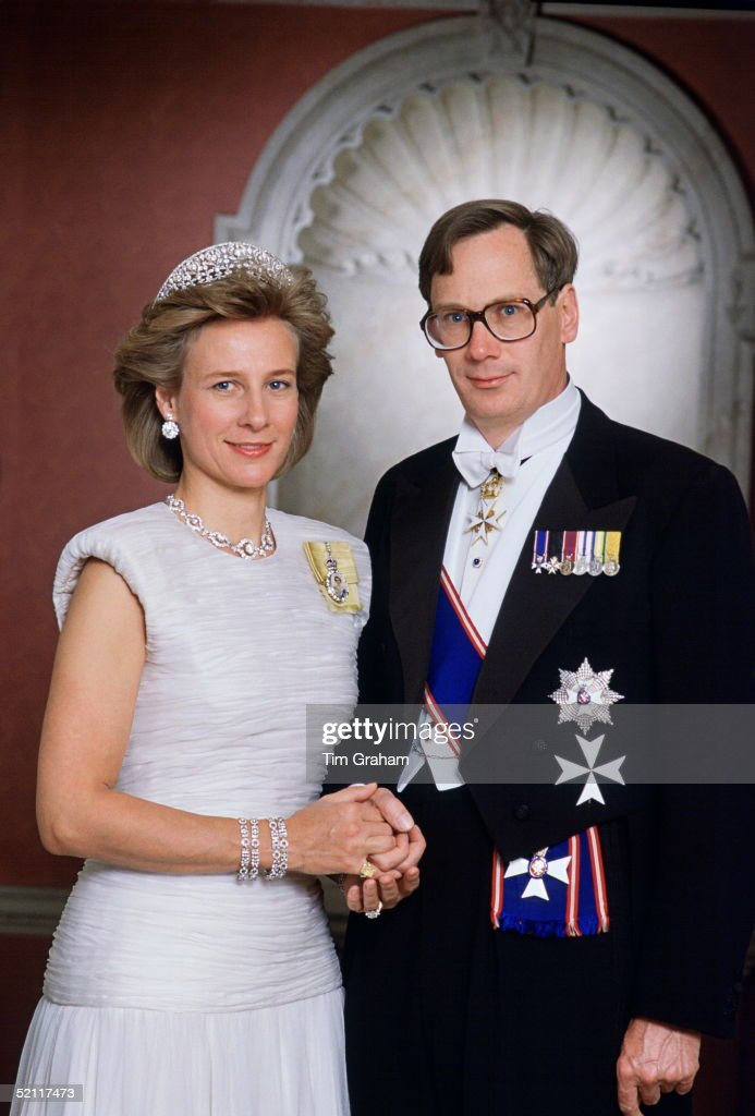 Duke And Duchess Of Gloucester : News Photo
