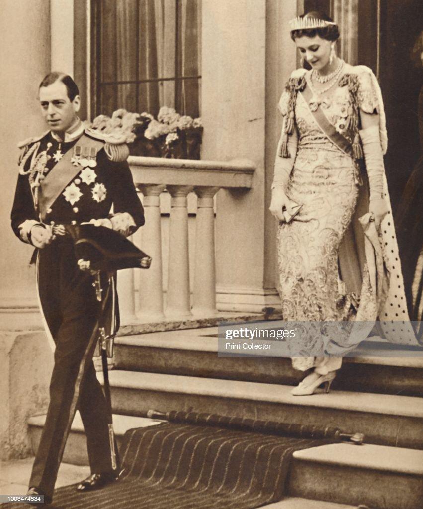 The Duke And Duchess Of Kent : News Photo