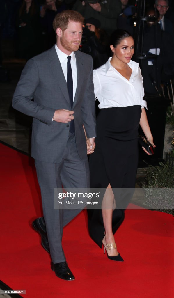 Duke and Duchess of Sussex attend Endeavour Fund Awards : News Photo