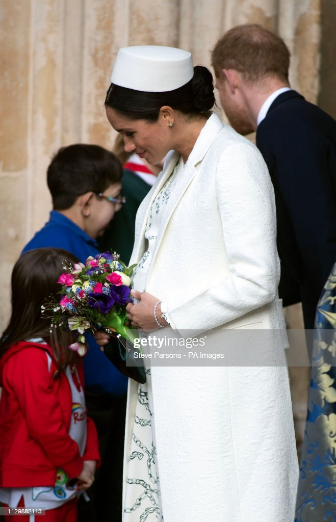 Commonwealth Day 2019 : News Photo
