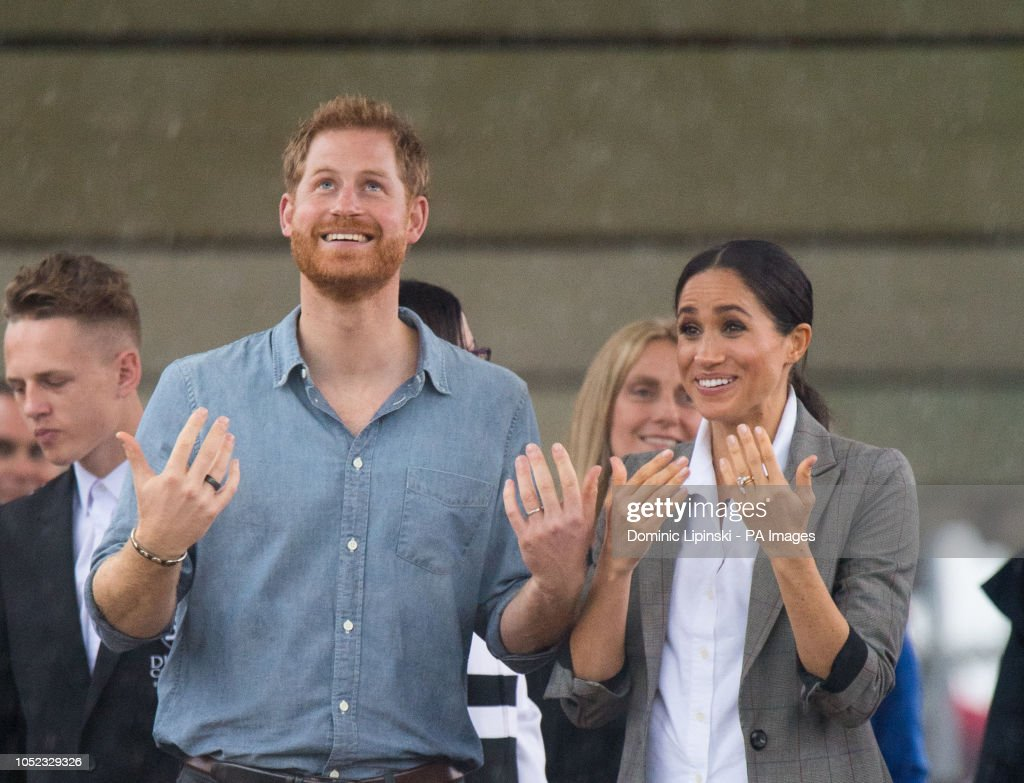 Royal tour of Australia - Day Two : News Photo