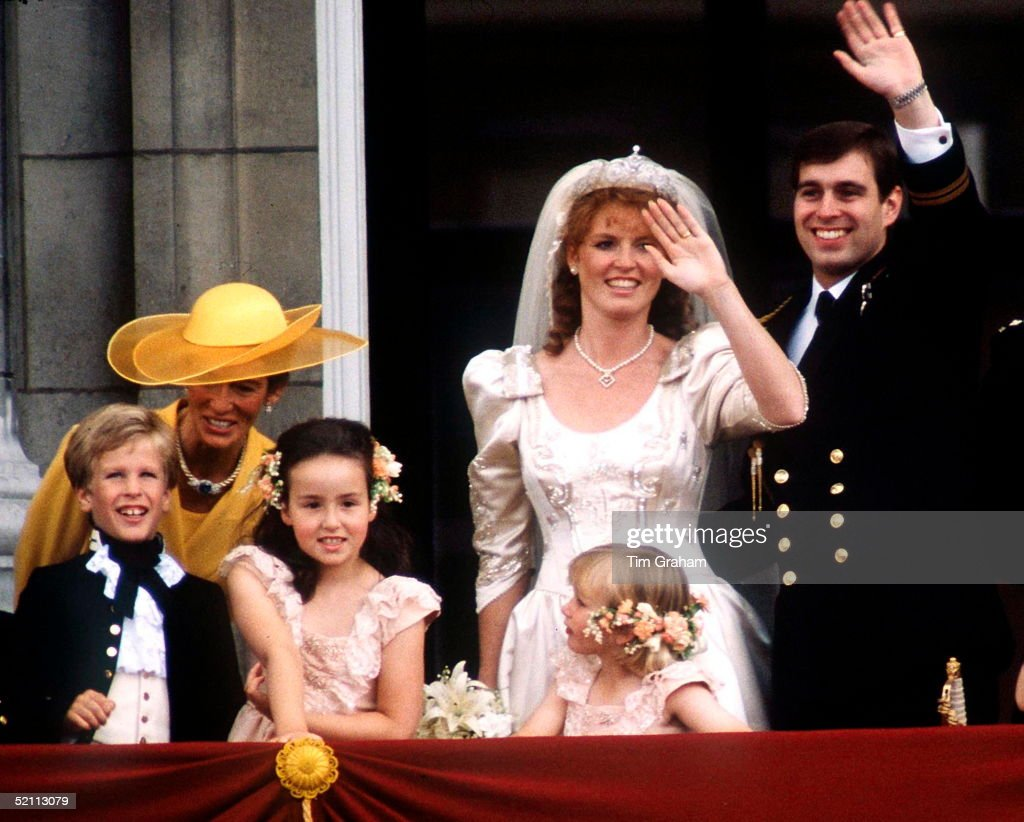 a royal wedding party as prince george and princess
