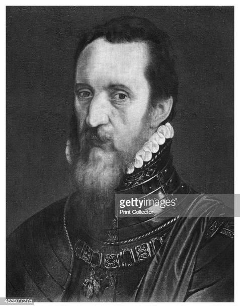 The Duke of Alva, 16th century, . Portrait of Fernando Alvarez de Toledo, , Spanish general and governor of the Spanish Netherlands. As governor of...
