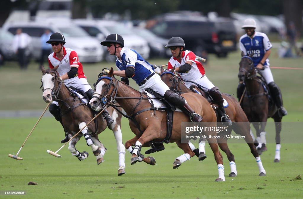King Power Royal Charity Polo Day : News Photo