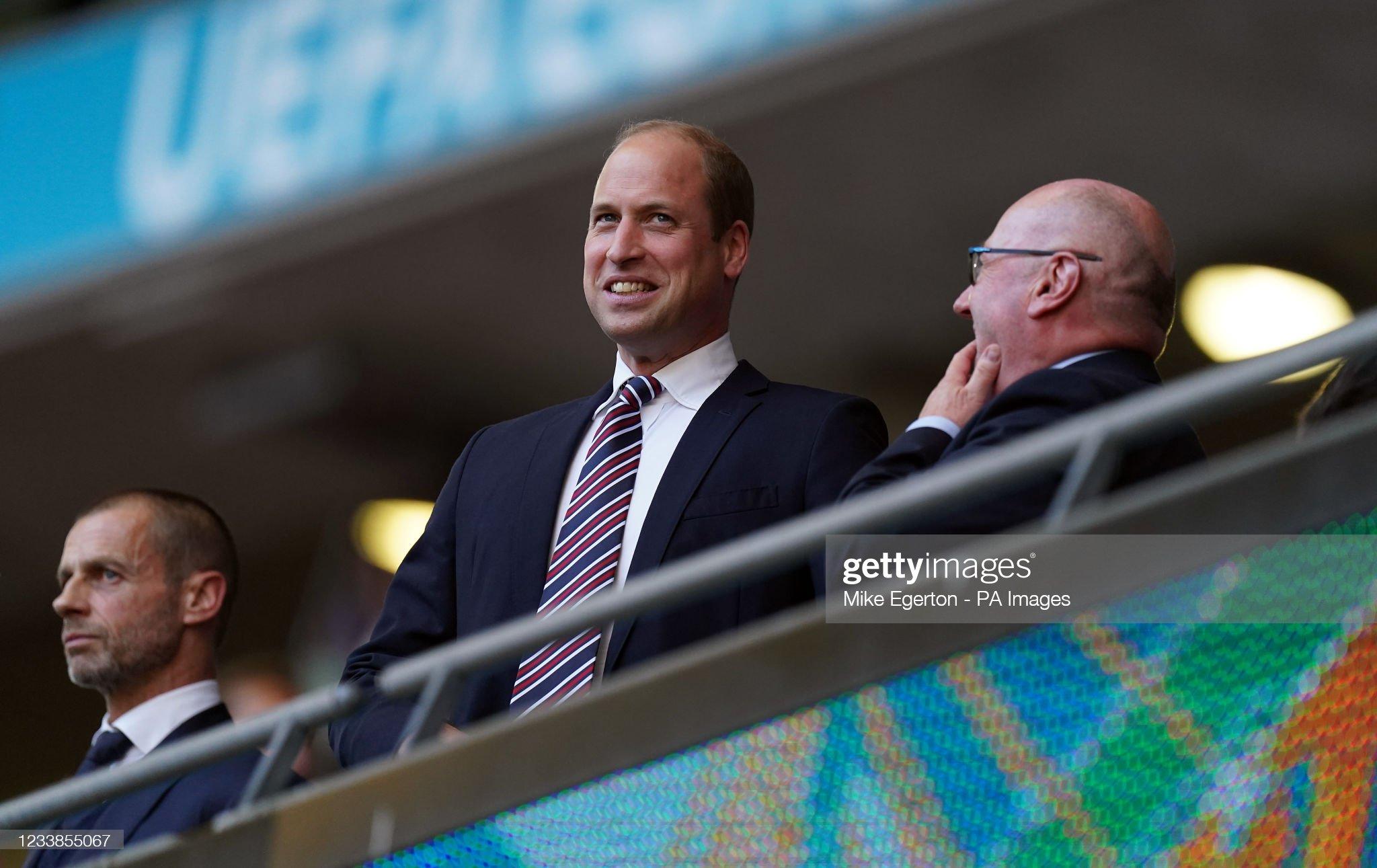 England v Denmark - UEFA Euro 2020 - Semi Final - Wembley Stadium : News Photo