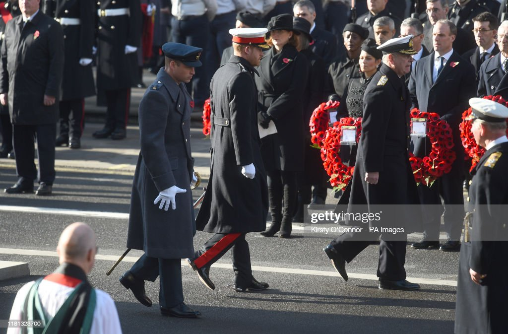 Armistice Day 2019 : News Photo