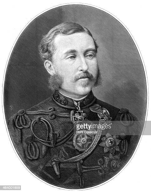 The Duke of Connaught British soldier 1875 The third son of Queen Victoria Prince Arthur married Princess Louise Margaret of Prussia at St George's...