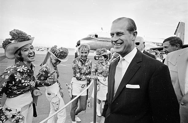 UNS: In The News: Prince Philip, Duke Of Edinburgh