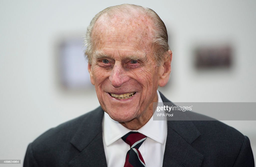 The Duke Of Edinburgh Attends The Opening Of The First World War In The Air Exhibition : News Photo