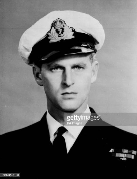 The Duke of Edinburgh who is a serving officer in the Royal Navy
