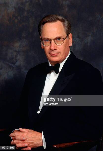 The Duke Of Gloucester At His Home In Kensington Palace