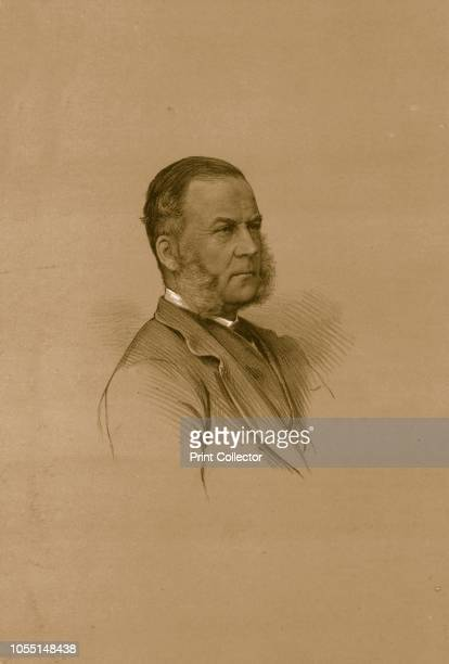 The Duke of Richmond and Gordon K.G.', 1879. Charles Henry Gordon-Lennox, 6th Duke of Richmond, 6th Duke of Lennox and 1st Duke of Gordon , President...