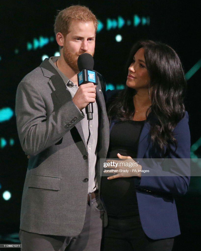 Duke of Sussex at WE Day UK : News Photo