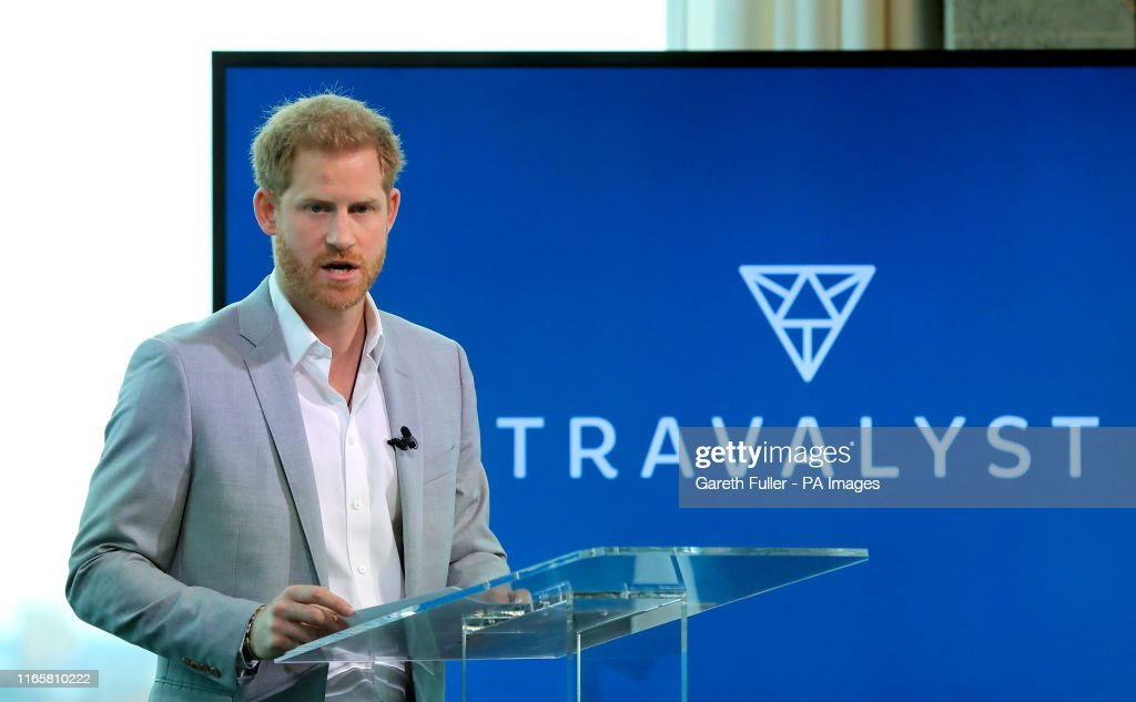 Duke of Sussex visit to Amsterdam : News Photo