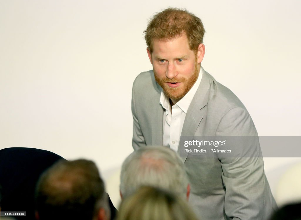 Duke of Sussex launches Made By Sport : News Photo