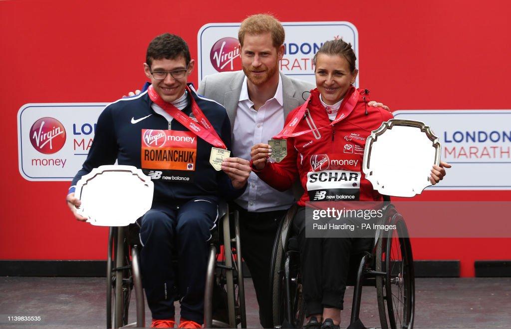 2019 Virgin Money London Marathon : News Photo