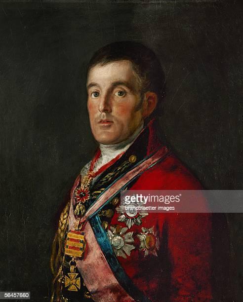 The Duke of Wellington . Oil on canvas. Inv. 6322. [The Duke of Wellington. Gemaelde]