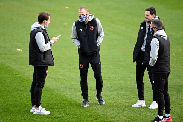 GBR: St. Johnstone v Dundee United - Ladbrokes Scottish Premiership