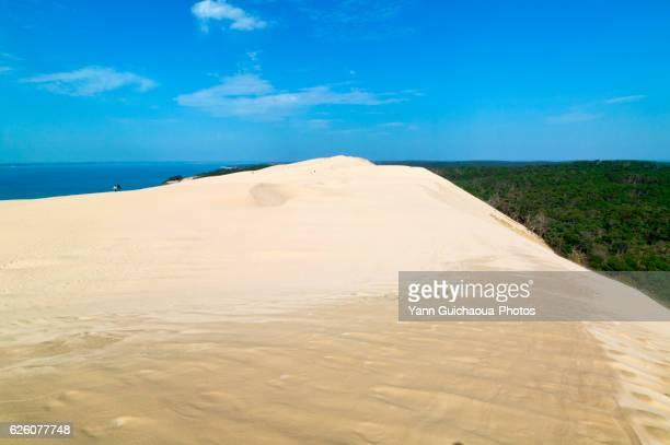 The Dune Of Pilat, La Teste De Buch, Gironde, Aquitaine, France