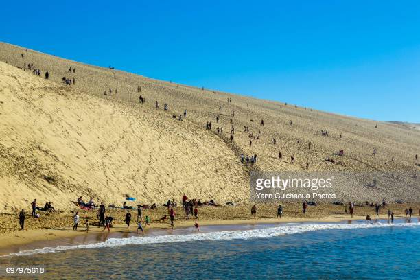 The dune of Pilat, Nouvelle Aquitaine, Gironde, France