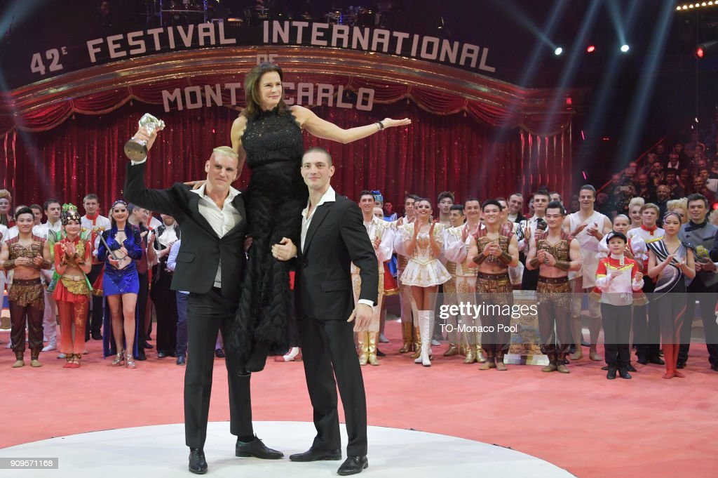 42nd International Circus Festival In Monte-Carlo : Day Six : News Photo