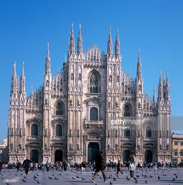 the duomo, milan, italy - faith rogers stock pictures, royalty-free photos & images