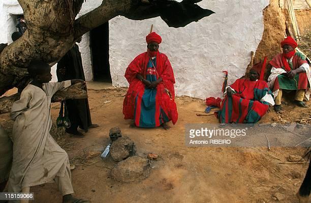 The Durbar in Kano Royal Ostentation for an Idolized Emir in Nigeria in January 2000 Hassan Dogarai the Sarkin Dogarai