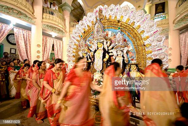 CONTENT] The Durga Puja spans over a period of ten days in case of traditional and household Pujas though the main part of it is restricted to four...
