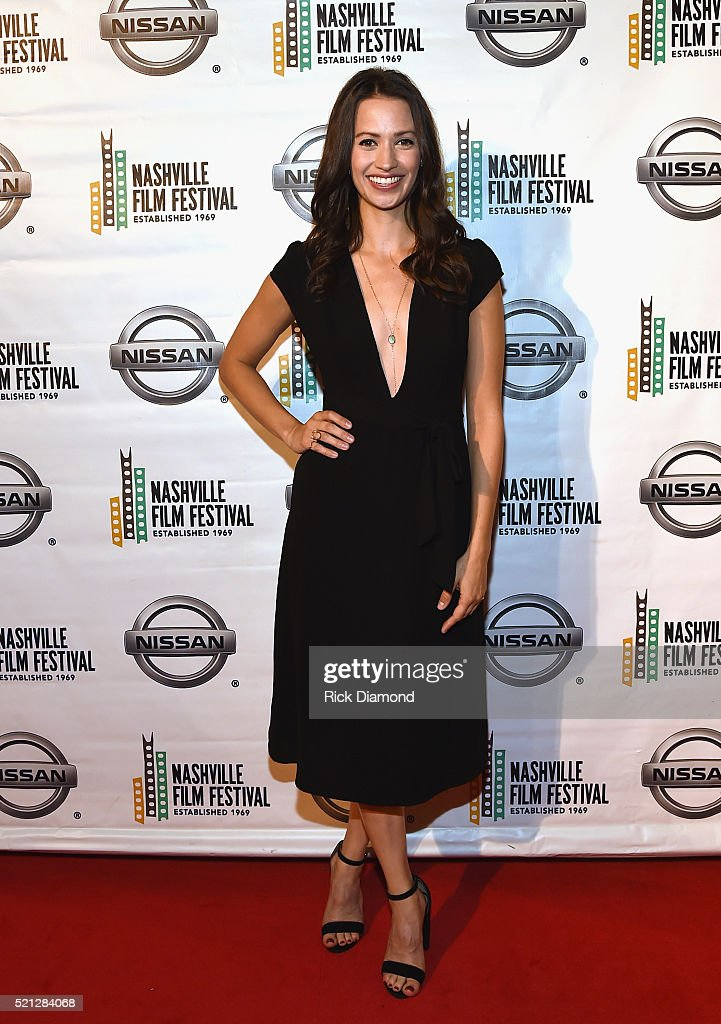 2016 Nashville Film Festival - April 14, 2016 : News Photo