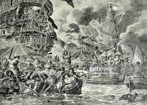 The Dutch in the Medway The Raid on the Medway sometimes called the Battle of the Medway Raid on Chatham or the Battle of Chatham was a successful...