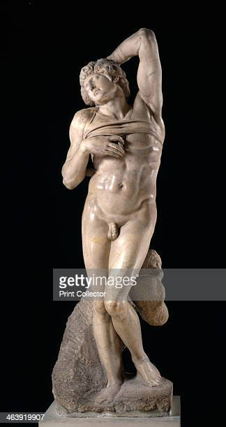 'The Dying Slave' 15131515 Found in the collection of the Louvre Paris France