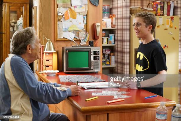THE GOLDBERGS 'The Dynamic Duo' Feeling left out Barry attempts to create a divide between Adam and Pops' relationship as they debate the merits of...